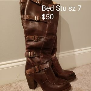 Bed stu boots